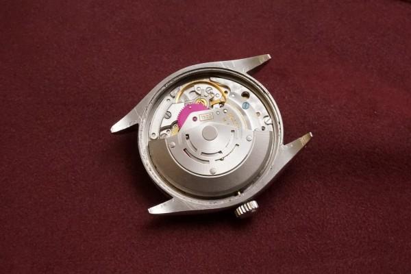 ロレックス Ref-5500 Air-King Black Dial Garantie(RO-68/1978年)の詳細写真12枚目