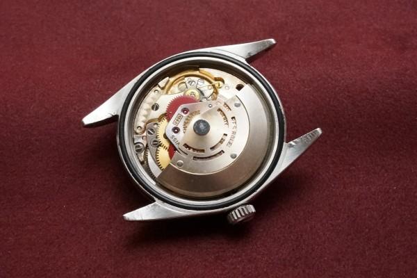 ロレックス EXPLORER Ref-1016 Tropical Gilt Dial(RS-15/1965年)の詳細写真12枚目