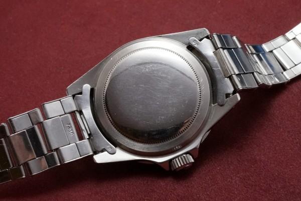 ロレックス サブマリーナ Ref-5513 PCG Gilt Dial(RS-99/1963年)の詳細写真8枚目