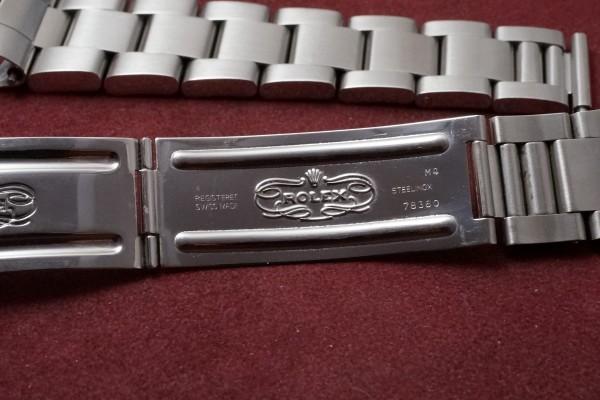 チュードル CHRONOTIME Ref-94200 BigBlock BlackDial Garantie&Box(TS-09/1988年)の詳細写真10枚目