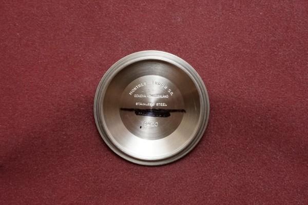チュードル CHRONOTIME Ref-94200 BigBlock BlackDial Garantie&Box(TS-09/1988年)の詳細写真11枚目