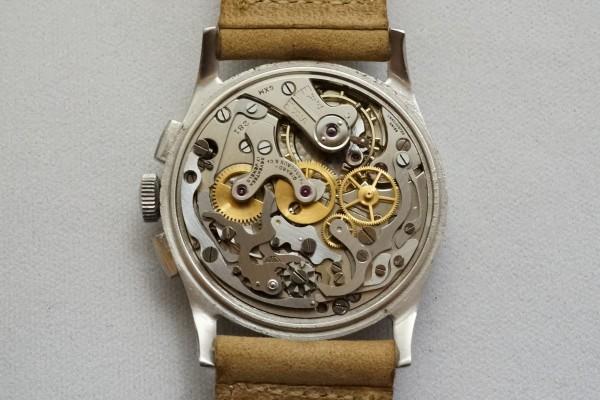 GIRARD-PERREGAUX カラトラバ Breguet numerals lume(CH-01/1930s)の詳細写真11枚目