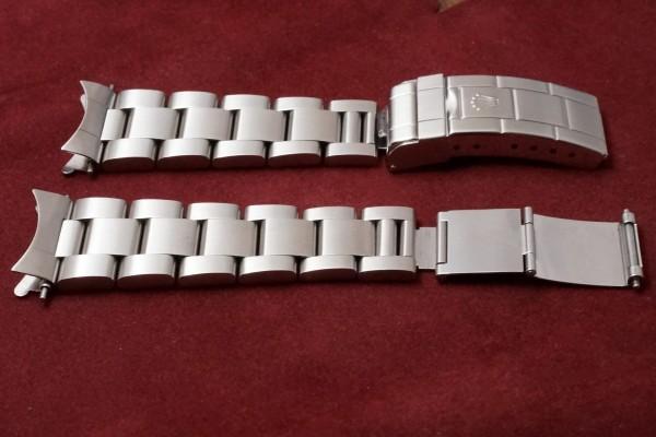 ロレックス サブマリーナ Ref-5513 Feetfirst Dial(RS-11/1972年)の詳細写真9枚目