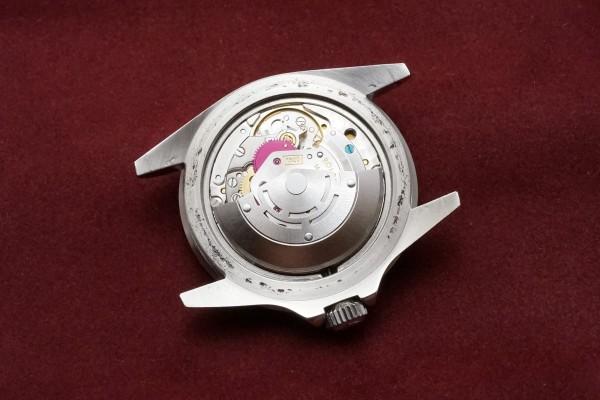 ロレックス サブマリーナ Ref-5513 Feetfirst Dial(RS-11/1972年)の詳細写真12枚目