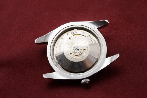 ロレックス サブマリーナ Ref-6204(RS-12/1954年)の詳細写真12枚目