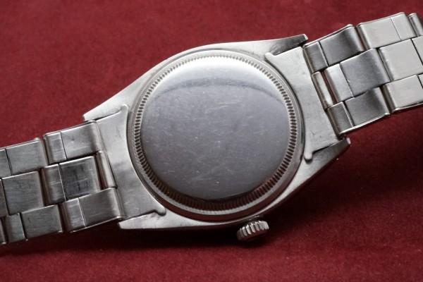 ロレックス EXPLORER Ref-6610 Gilt/Gloss Dial(RS-13/1957年)の詳細写真8枚目
