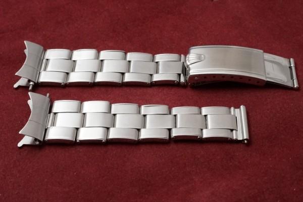 ロレックス EXPLORER Ref-6610 Gilt/Gloss Dial(RS-13/1957年)の詳細写真9枚目