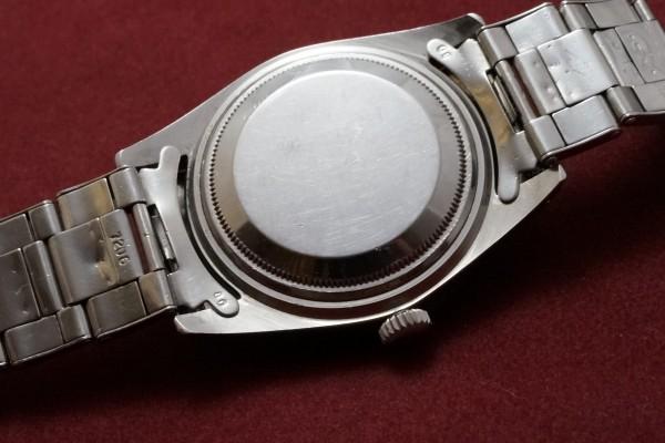 ロレックス サブマリーナ Ref-6536/1 Red depth Dial(RS-10/1956年)の詳細写真6枚目