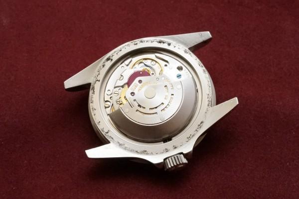 ロレックス WHITE サブマリーナ Ref-1680 Mark-1 Dial(RS-20/1979年)の詳細写真12枚目