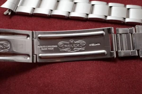 ロレックス サブマリーナ Ref-5513 Gilt/Gloss Dial Near-Mint!(RS-22/1966年)の詳細写真12枚目