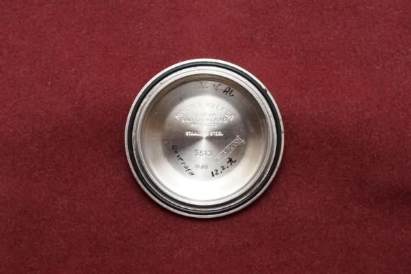 ロレックス サブマリーナ Ref-5513 Gilt/Gloss Dial Near-Mint!(RS-22/1966年)の詳細写真13枚目