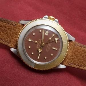 ロレックス GMTマスター Ref-1675/3 Brown Nipple Dial