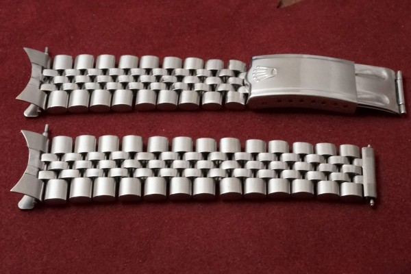 ロレックス EXPLORERⅡ Ref-1655 Mark-1 Dial・Mark-2 Bezel(RS-28/1972年)の詳細写真9枚目