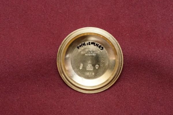 ロレックス GMTマスター Ref-1675/8 Brown Nipple Dial(RS-25/1970年)の詳細写真9枚目