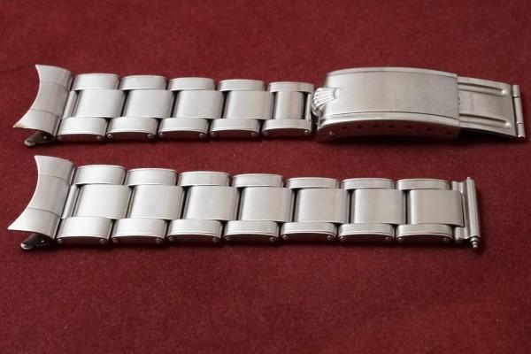 ロレックス EXPLORER Ref-6350 Honeycomb Dial(RS-46/1953年)の詳細写真7枚目