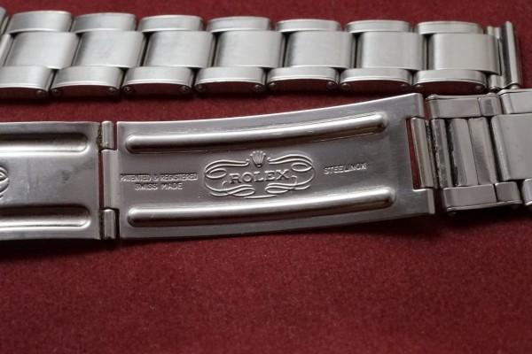 ロレックス EXPLORER Ref-6350 Honeycomb Dial(RS-46/1953年)の詳細写真8枚目