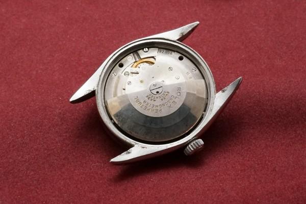ロレックス EXPLORER Ref-6350 Honeycomb Dial(RS-46/1953年)の詳細写真10枚目