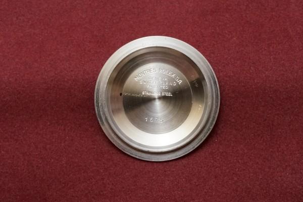 ロレックス GMTマスター Ref-1675 All-Red24hour Guarantee(RS-48/1976年)の詳細写真10枚目