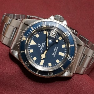 チュードル サブマリーナ Ref-94110 Blue Snowflake