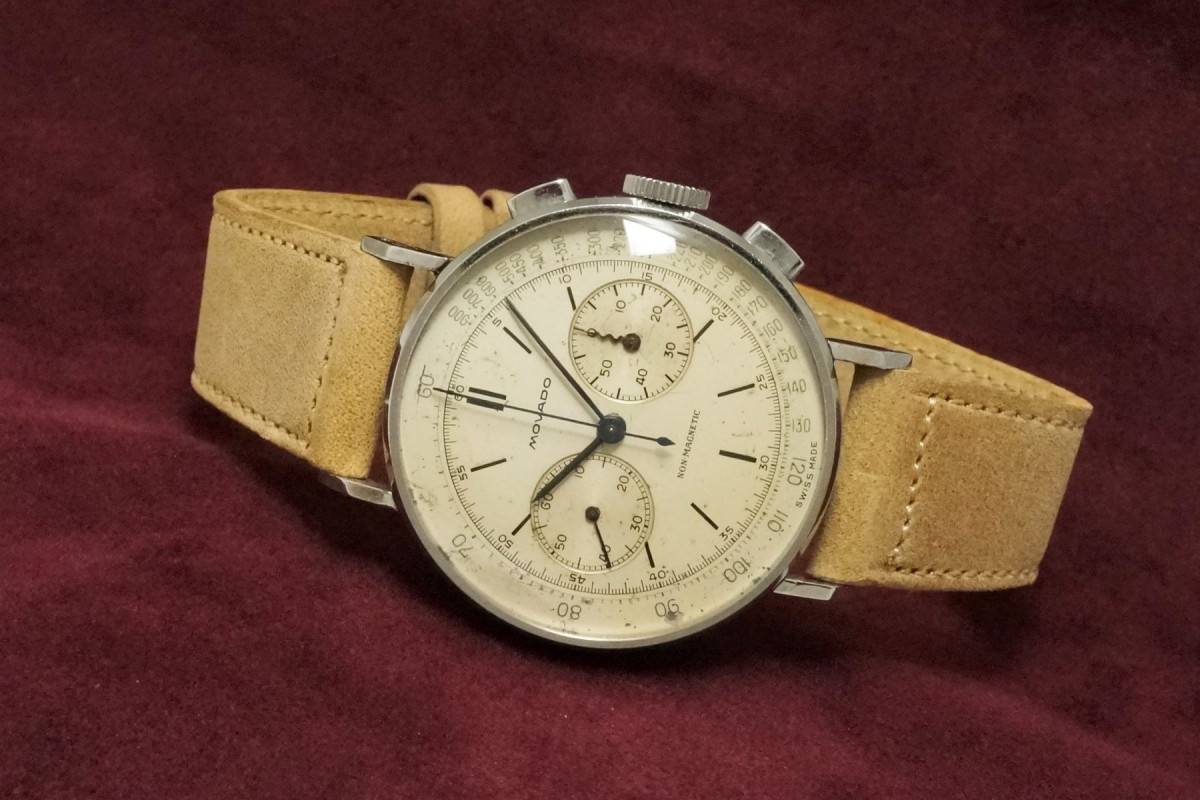 MOVADO クロノグラフ CAL.90(CH-01/1940s)