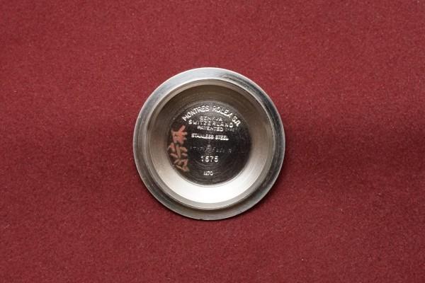 ロレックス GMTマスター Ref-1675 Matte Dial Mark-2(RS-70/1970年)の詳細写真9枚目