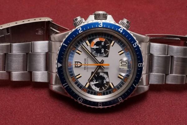 チュードル Monte-Carlo Ref-7169/0 Blue(RS-71/1976年)の詳細写真4枚目