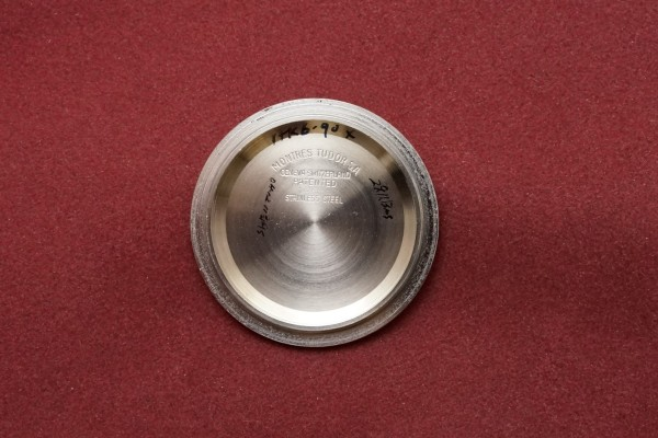 チュードル Monte-Carlo Ref-7169/0 Blue(RS-71/1976年)の詳細写真9枚目