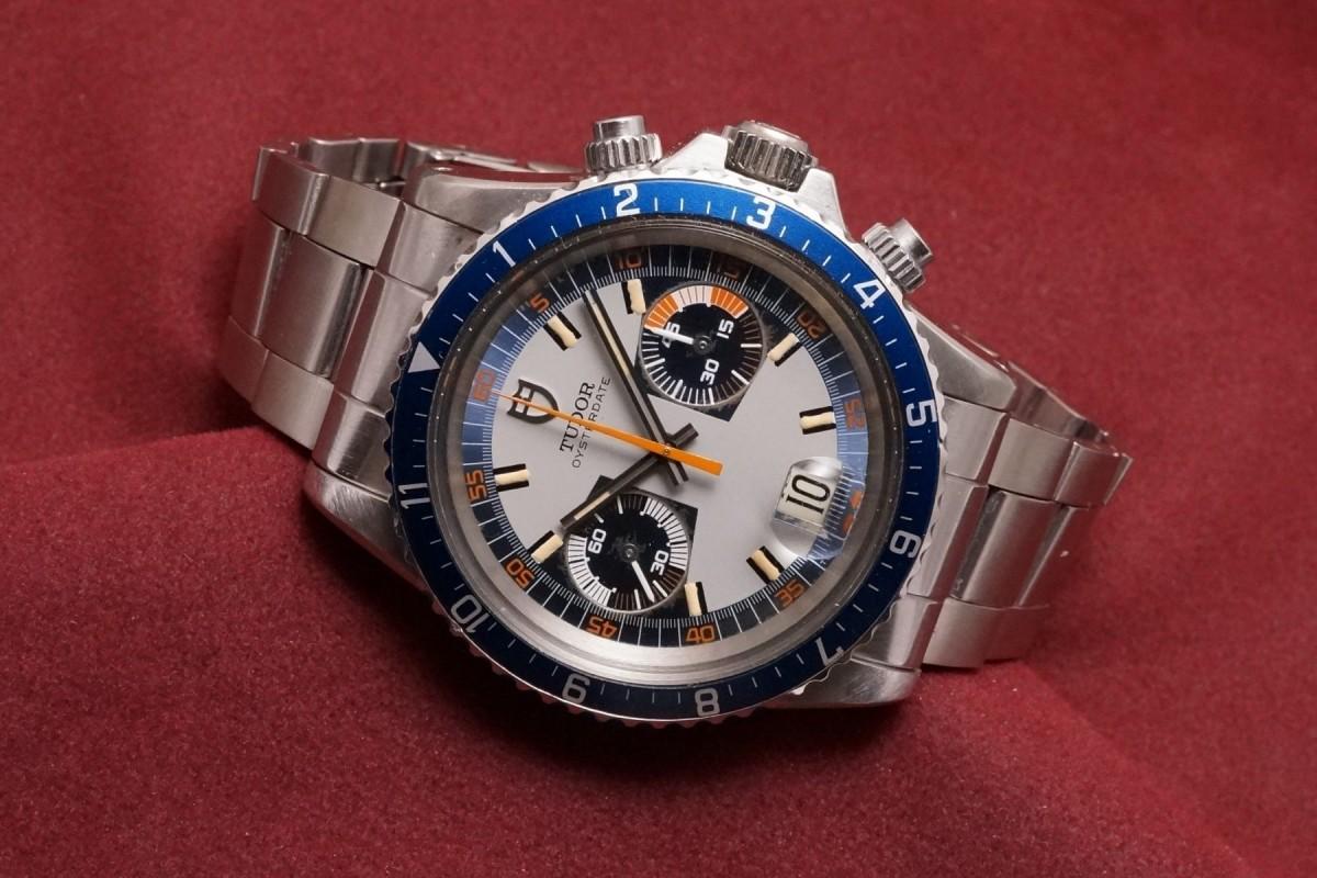 チュードル Monte-Carlo Ref-7169/0 Blue(RS-71/1976年)