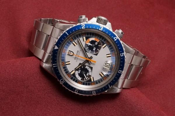 チュードル Monte-Carlo Ref-7169/0 Blue(RS-71/1976年)の詳細写真1枚目