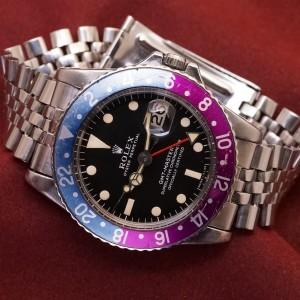 ロレックス GMTマスター Ref-1675 Long-E