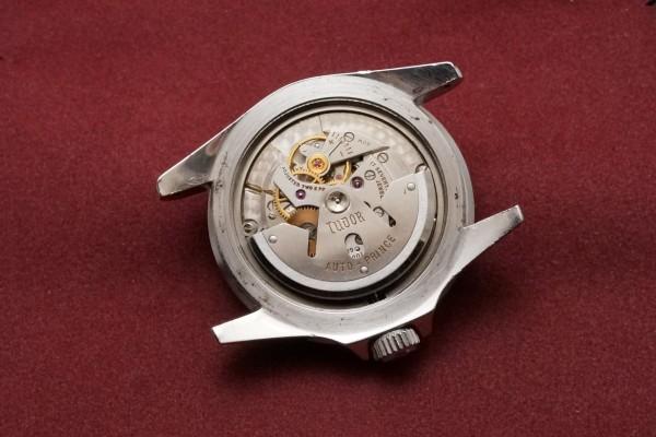チュードル サブマリーナ Ref-7928 PCG  Gold Chapterring Dial(RS-82/1961年)の詳細写真10枚目
