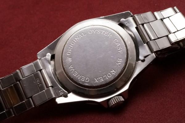 チュードル サブマリーナ Ref-7928 PCG  Gold Chapterring Dial(RS-82/1961年)の詳細写真6枚目