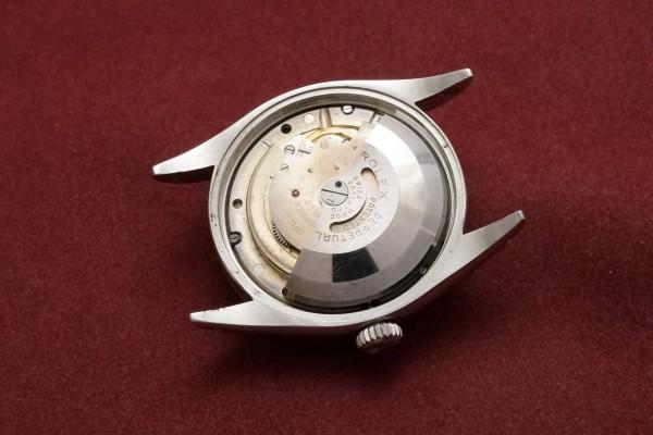 ロレックス EXPLORER Ref-6150(RS-93/1953年)の詳細写真10枚目