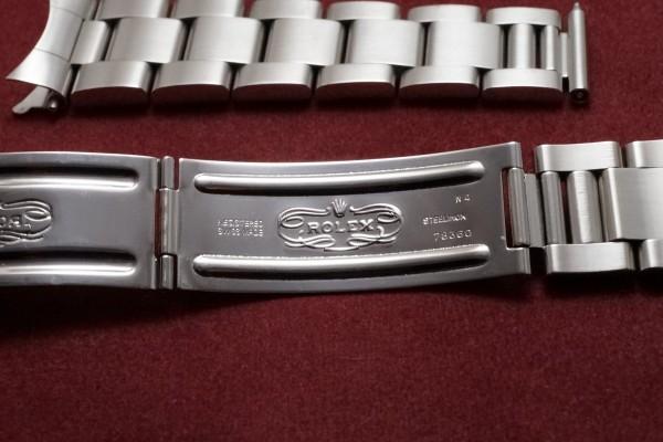 ロレックス EXPLORER Ref-1016 Ser-L Full Set(RS-98/1989年)の詳細写真8枚目