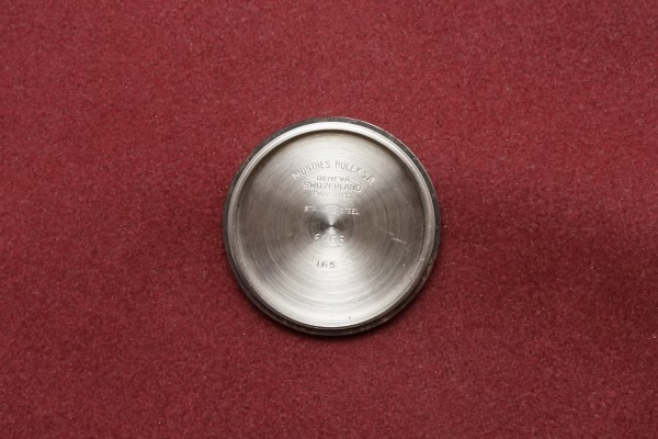 ロレックス BOY'S OYSTERDATE Ref-6466(RO-13/1965年)の詳細写真9枚目