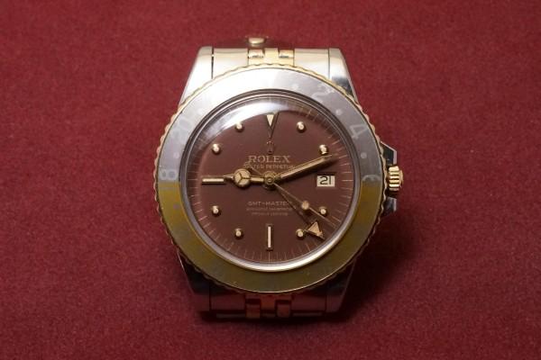 ロレックス GMTマスター Ref-1675/3 Brown Nipple Dial(RS-15/1970年)の詳細写真2枚目