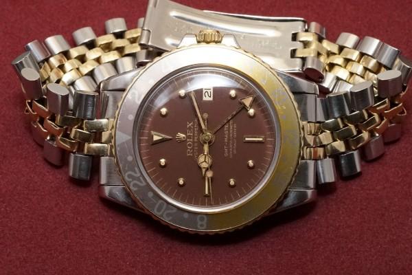 ロレックス GMTマスター Ref-1675/3 Brown Nipple Dial(RS-15/1970年)の詳細写真4枚目