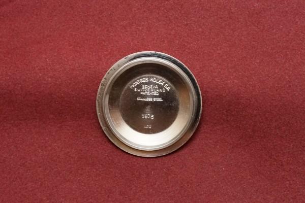 ロレックス GMTマスター Ref-1675/3 Brown Nipple Dial(RS-15/1970年)の詳細写真9枚目