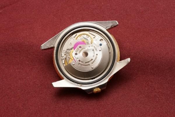 ロレックス GMTマスター Ref-1675/3 Brown Nipple Dial(RS-15/1970年)の詳細写真10枚目
