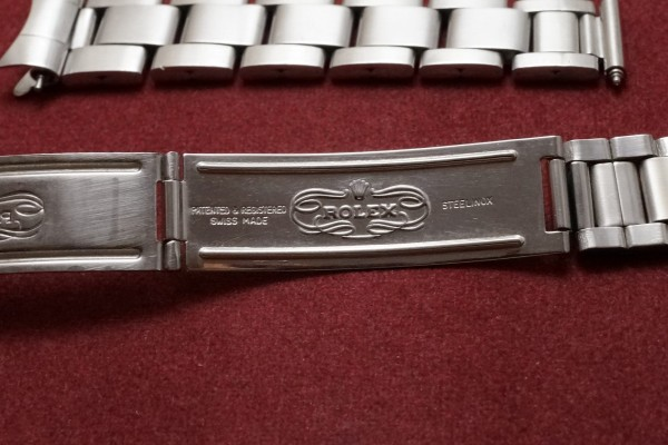 ロレックス OYSTER SPEEDKING Ref-6430 Gilt/Gloss Dial(RO-16/1965年)の詳細写真8枚目