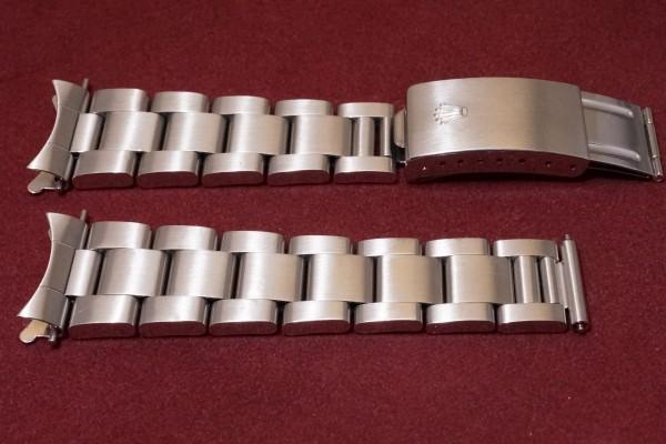 ロレックス EXPLORERⅡ Ref-16550 Spider Center Split Dial(RS-36/1986年)の詳細写真12枚目
