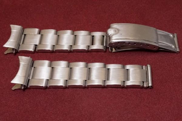 ロレックス EXPLORER Ref-6350 Honeycomb Dial(RS-52/1953年)の詳細写真7枚目