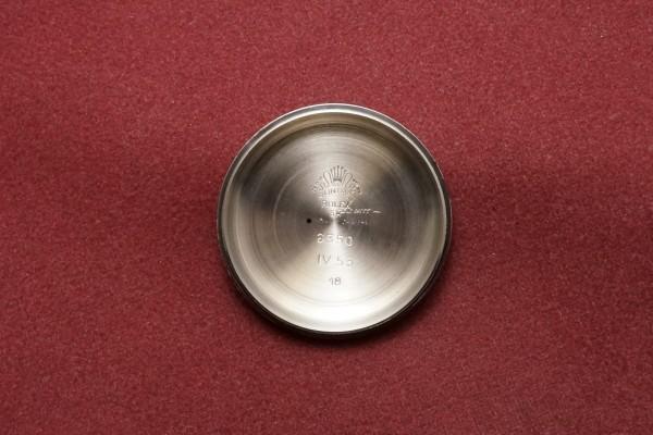 ロレックス EXPLORER Ref-6350 Honeycomb Dial(RS-52/1953年)の詳細写真9枚目