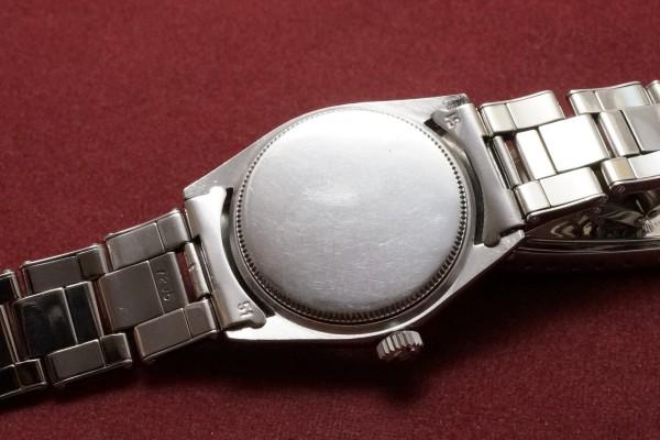 ロレックス BOY'S OYSTERDATE Ref-6466 Gilt/Gloss Dial(RO-20/1967年)の詳細写真6枚目