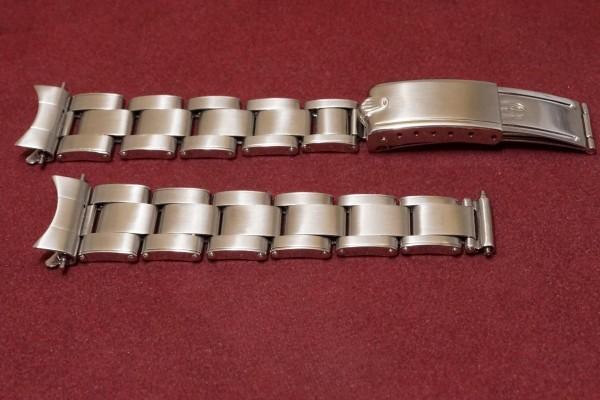 ロレックス BOY'S OYSTERDATE Ref-6466 Gilt/Gloss Dial(RO-20/1967年)の詳細写真7枚目