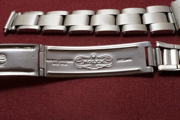 ロレックス BOY'S OYSTERDATE Ref-6466 Gilt/Gloss Dial(RO-20/1967年)の詳細写真8枚目