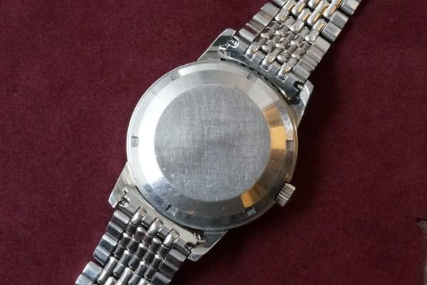 IWC インヂュニア Ref.666A No Date&Lume(OT-01/1963年)の詳細写真9枚目