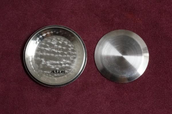 IWC インヂュニア Ref.666A No Date&Lume(OT-01/1963年)の詳細写真11枚目