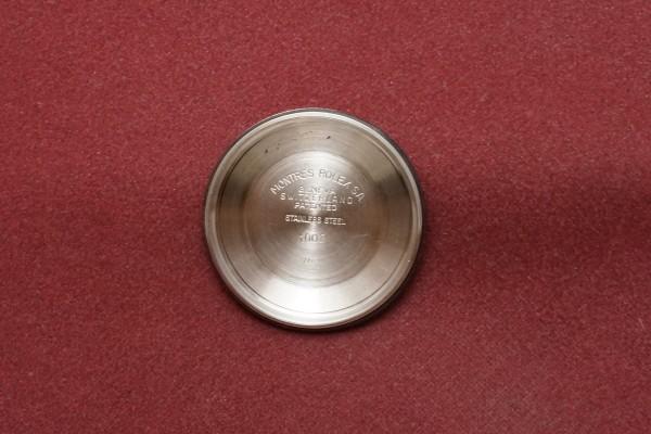 ロレックス BOY'S EXPLORER Ref-5500 Tropical Glossy Dial(RS-93/1963年)の詳細写真9枚目
