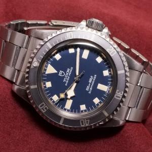 チュードル サブマリーナ Ref-94010 Blue Snowflake